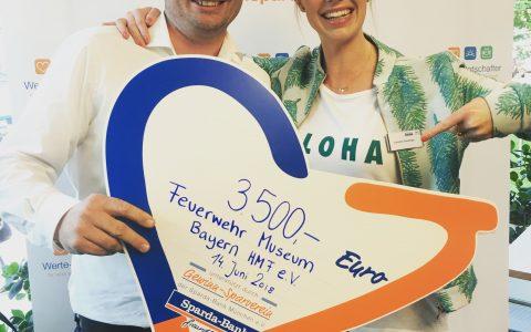 3.500 Euro Gewinn beim Werte-Botschafter Preis