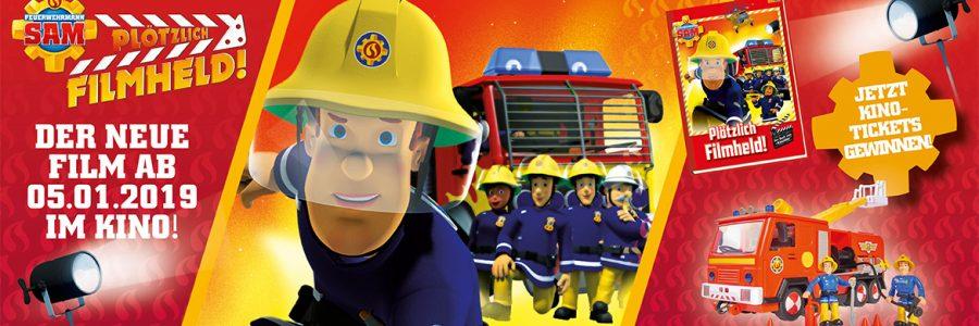 Feuerwehrmann SAM Gewinnspiel